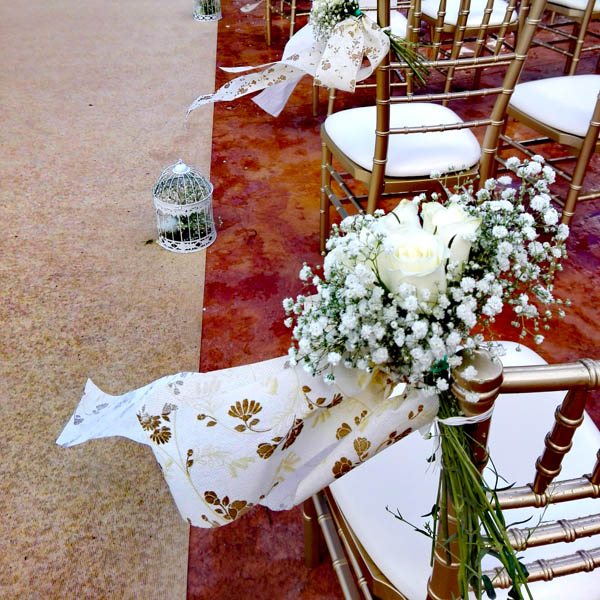 Bodas y Eventos Floristería Reme